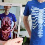 Un'app per guardare dentro il nostro corpo