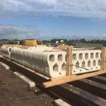 Il primo ponte stampato in 3D ad essere rinforzato con il cemento armato