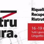 Torino ospita Restructura, il salone dedicato a riqualificazione, recupero e ristrutturazione in amb...