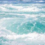 Il primo doppio vortice mai avvistato in mare aperto