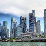 Un'ombreggiatura a nido d'ape per mantenere fresca Singapore