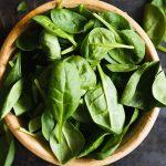 La clorofilla negli alimenti