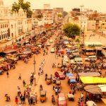 Le acque contaminate dell'India