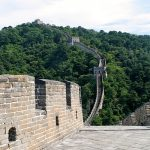 Dormire sulla Grande Muraglia Cinese