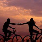 Le virtù dell'andare in bicicletta