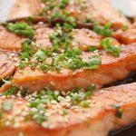 Il salmone fa bene al cuore