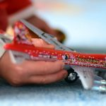 Come evitare i bambini in aereo?