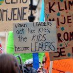 «Climate strike»: parola dell'anno